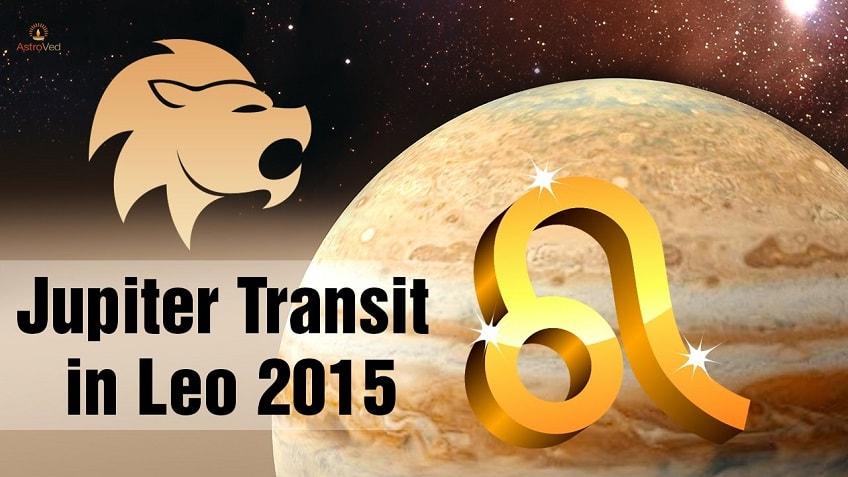 Jupiter Transit in LEO 2015