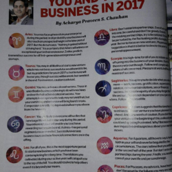 BW Businessworld issue dated Dec. 26, 2016 '35 Years Anniversary Special'