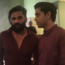 Suniel Shetty, Film Actor & Producer