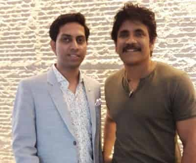 Superstar Nagarjuna