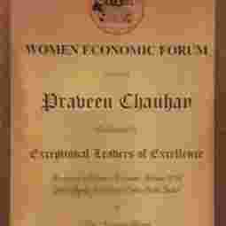 Women Economic Forum (WEF) 2018