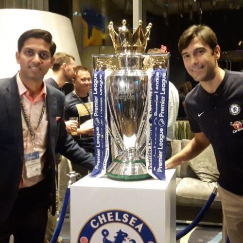 Paulo Ferreira, Chelsea footballer