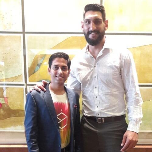 Satnam Singh, Basketballer
