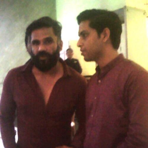 Suniel Shetty, Bollywood