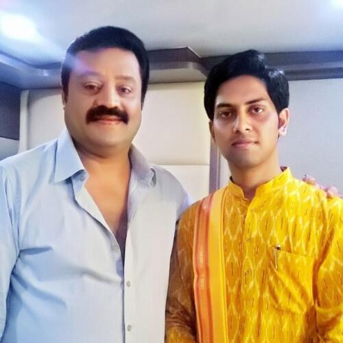 Suresh Gopi, Malayalam Superstar