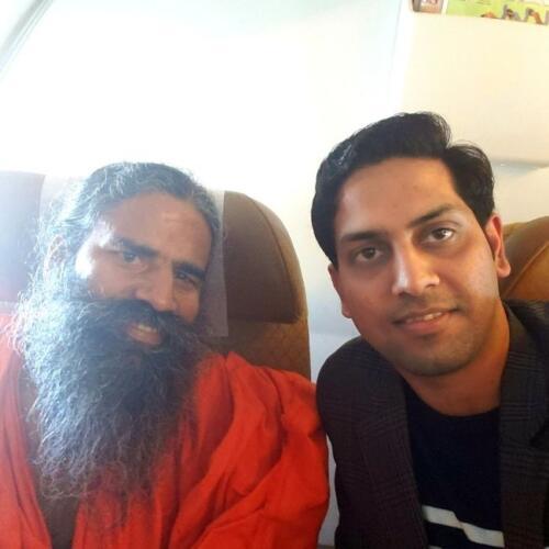 Baba Ramdev, Yoga Guru